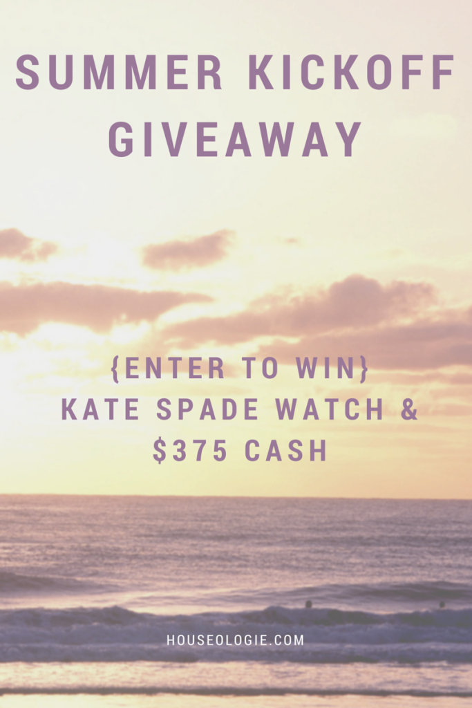 Giveaway Blog Post-Pinterest-Facebook Graphic