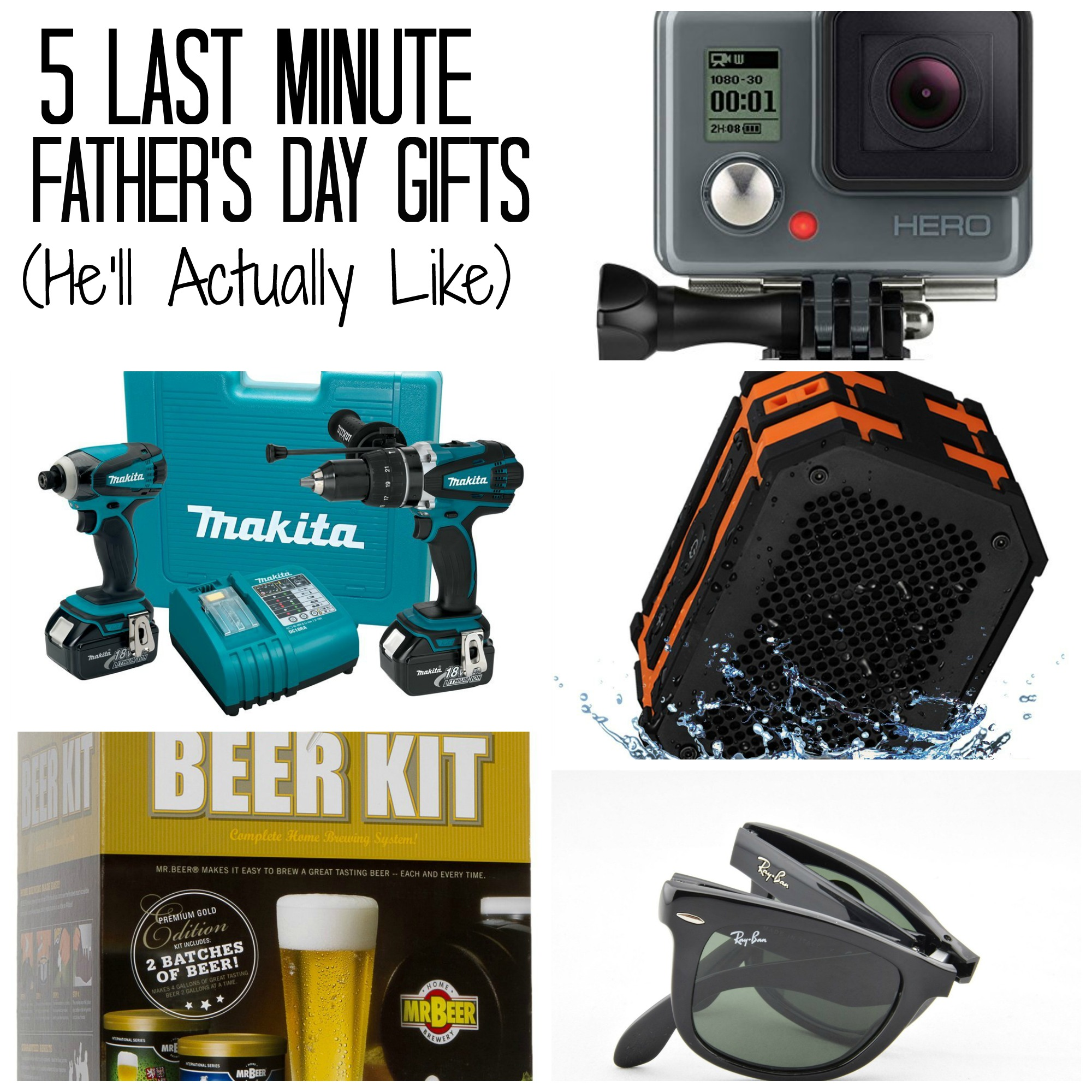 5 last Minute Father's Day Gifts (He'll Actually Like ...