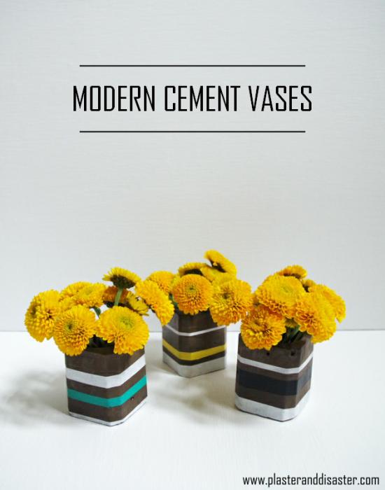Modern-Cement-Vases-Plaster-Disaster