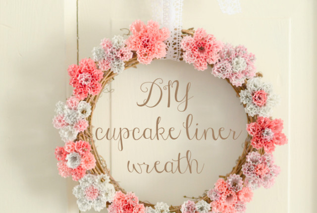 DIY-pink-gray-cream-wreath