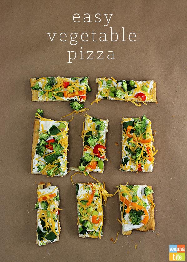 Easy-Vegetable-Pizza