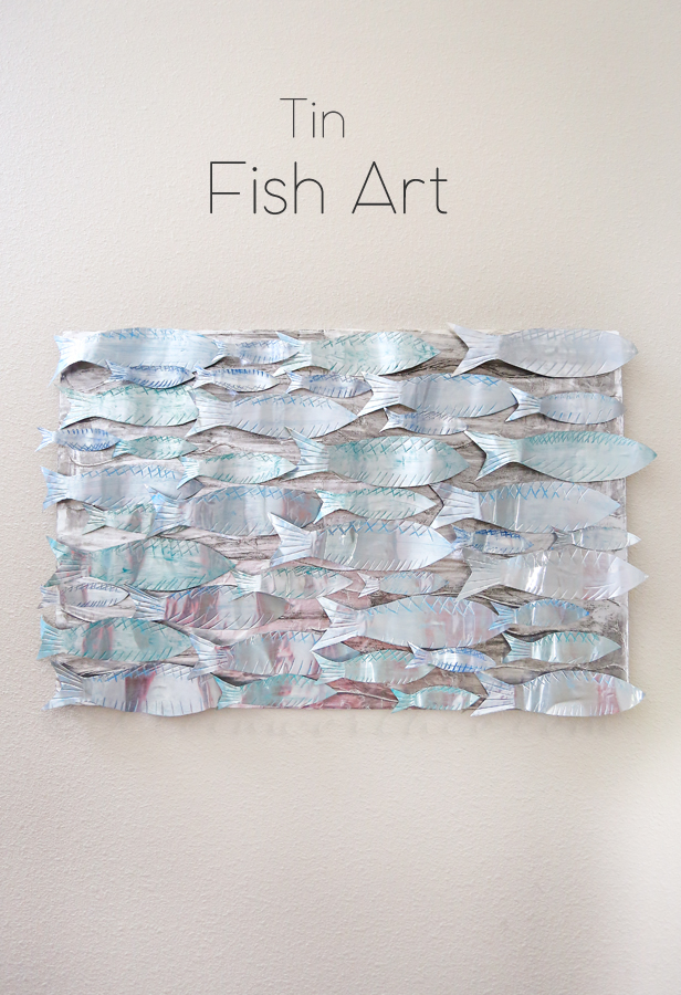Tin-Fish-Art