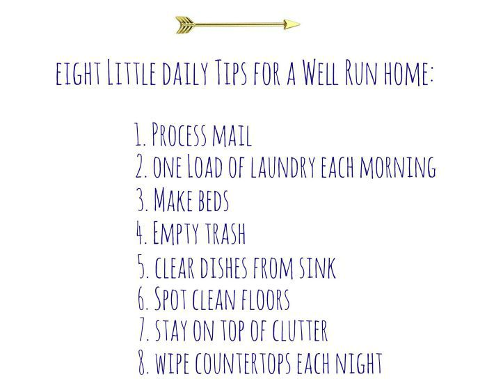 Eight-Daily-Tips