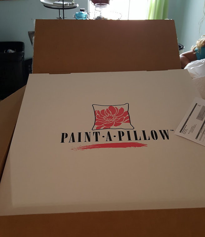 pillow box
