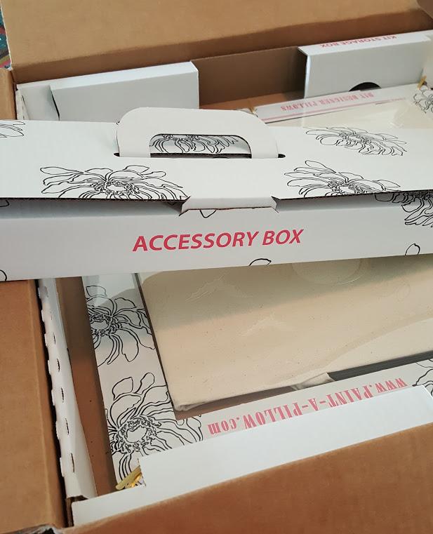 stencil kit accessories