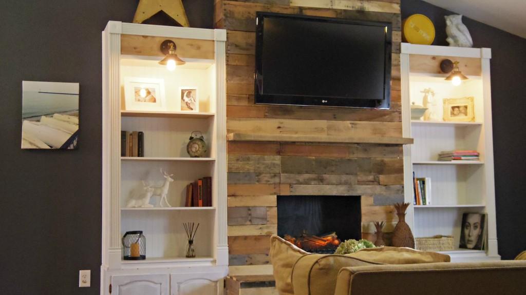 whole fireplace