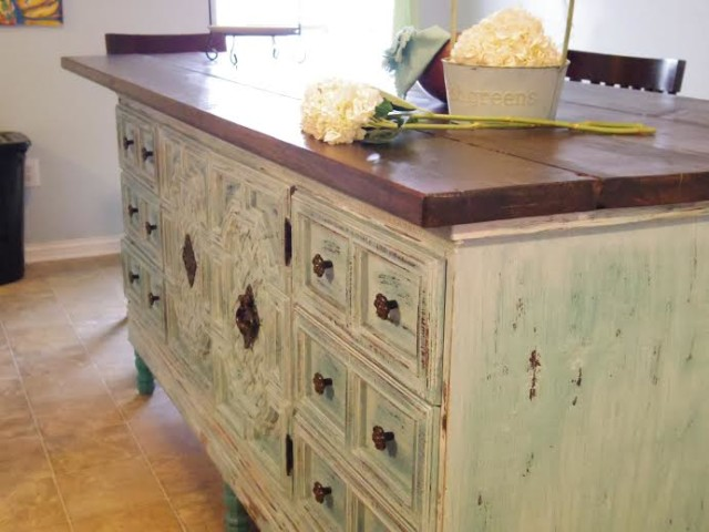 dresser kitchen island turn a dresser into a kitchen island the chronicles part 2 183 addison meadows lane 6063